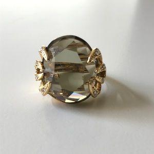 Stella & Dot Adjustable Aurora Cocktail Ring